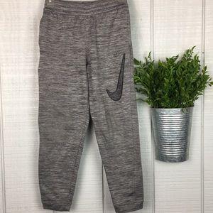 Nike Dri Fit Gray Athletic Pants Sz M